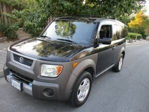 2003 Honda Element for sale at Inspec Auto in San Jose CA