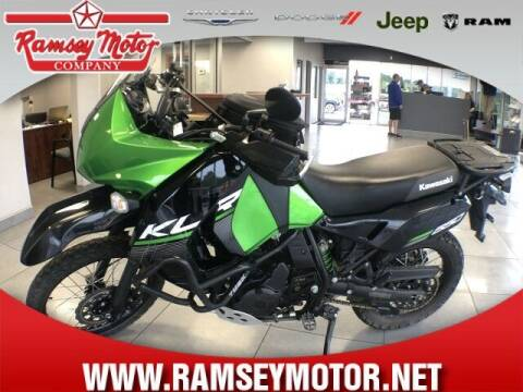 2015 n/a KL650 for sale at RAMSEY MOTOR CO in Harrison AR