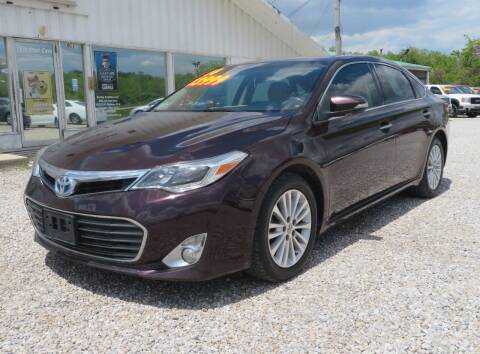 2014 Toyota Avalon Hybrid for sale at Low Cost Cars in Circleville OH