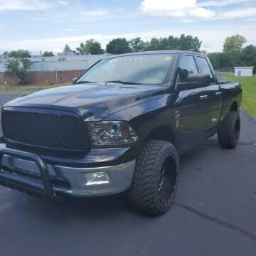 2012 RAM Ram Pickup 1500 for sale at Stellar Motor Group in Hudson NH