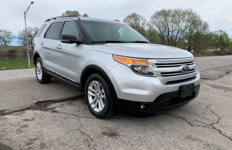 2012 Ford Explorer for sale at InstaCar LLC in Independence MO