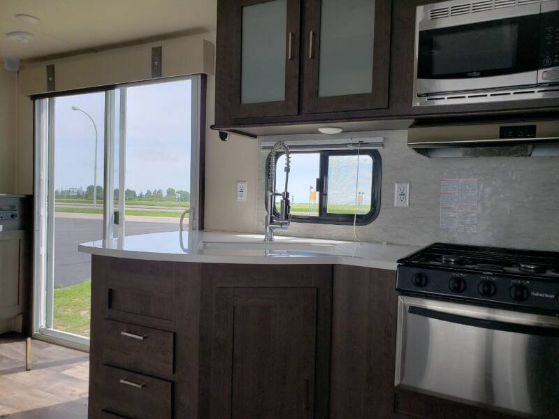 2018 Forest River Salem 36 BHBS  - Lakota ND