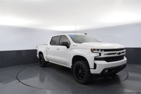 2019 Chevrolet Silverado 1500 for sale at Tim Short Auto Mall in Corbin KY