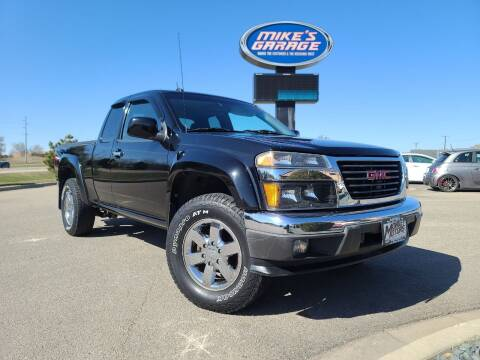 2010 GMC Canyon for sale at Monkey Motors in Faribault MN