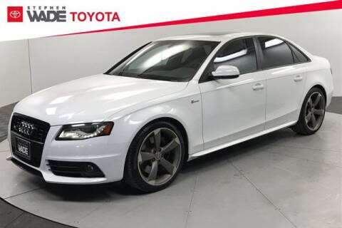 2012 Audi S4 for sale at Stephen Wade Pre-Owned Supercenter in Saint George UT