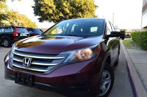 2014 Honda CR-V for sale at E-Auto Groups in Dallas TX