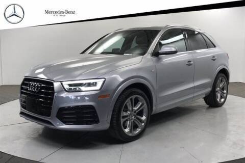 2017 Audi Q3 for sale at Stephen Wade Pre-Owned Supercenter in Saint George UT