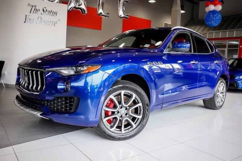 2017 Maserati Levante for sale at Quality Auto Center of Springfield in Springfield NJ