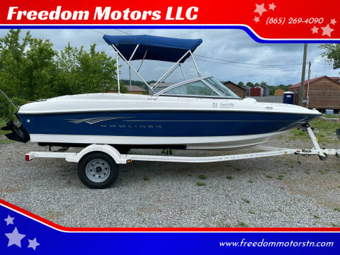 2010 Bayliner 175 RUNABOUT for sale at Freedom Motors LLC in Knoxville TN