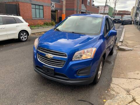 2015 Chevrolet Trax for sale at Rockland Center Enterprises in Roxbury MA