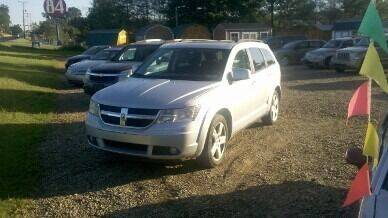 2010 Dodge Journey for sale at Seneca Motors, Inc. (Seneca PA) in Seneca PA