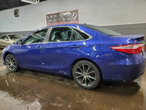 2016 Toyota Camry for sale at Quality Auto Traders LLC in Mount Vernon NY