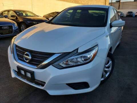 2016 Nissan Altima for sale at Auto Center Of Las Vegas in Las Vegas NV