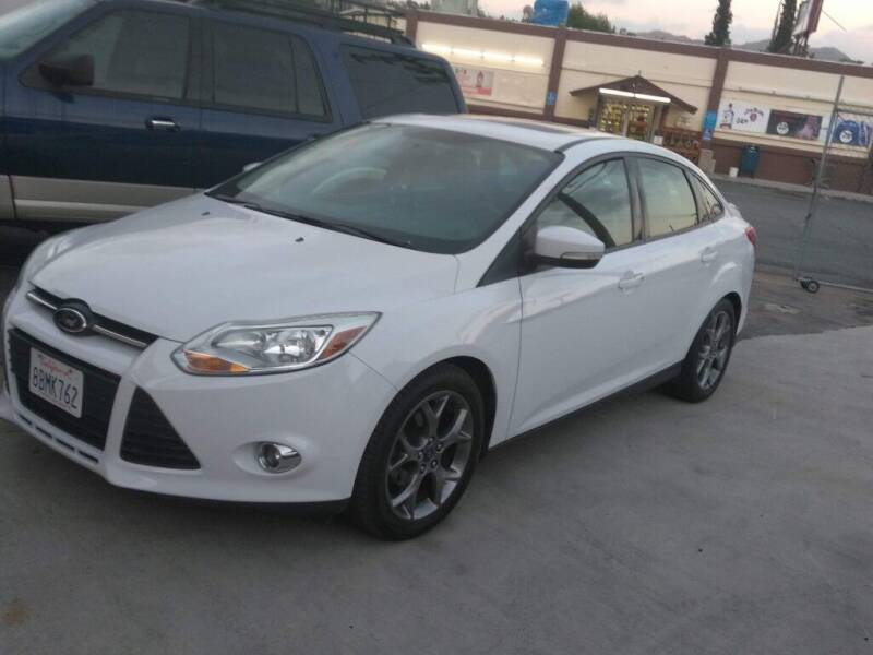 2014 Ford Focus for sale at Aria Auto Sales in El Cajon CA