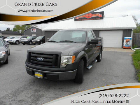 2010 Ford F-150 for sale at Grand Prize Cars in Cedar Lake IN