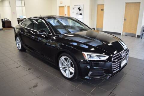 2019 Audi A5 Sportback for sale at BMW OF NEWPORT in Middletown RI