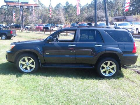 2007 Toyota 4Runner for sale at Ward's Motorsports in Pensacola FL