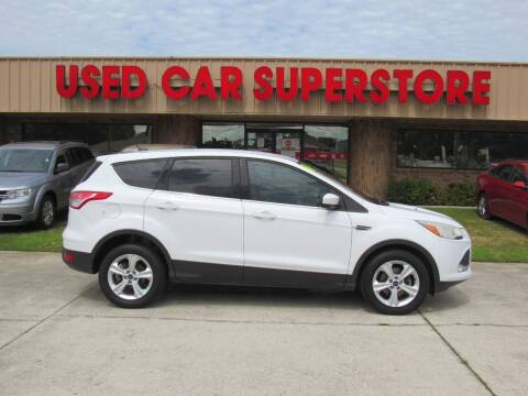 2014 Ford Escape for sale at Checkered Flag Auto Sales NORTH in Lakeland FL