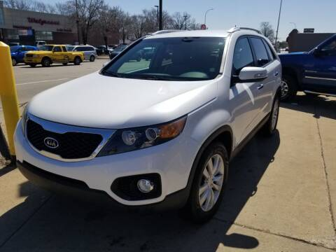 2011 Kia Sorento for sale at Madison Motor Sales in Madison Heights MI