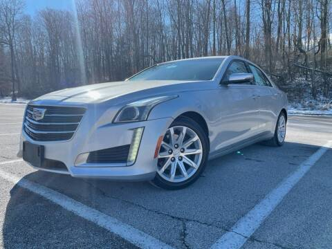 2015 Cadillac CTS for sale at Lifetime Automotive LLC in Middletown OH