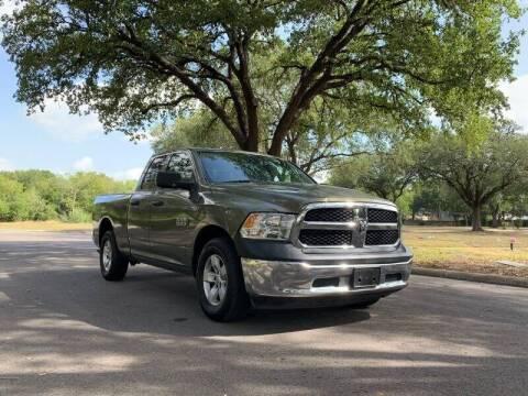 2015 RAM Ram Pickup 1500 for sale at 210 Auto Center in San Antonio TX