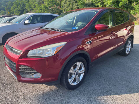 2013 Ford Escape for sale at Turner's Inc in Weston WV