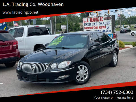 2008 Buick LaCrosse for sale at L.A. Trading Co. Woodhaven in Woodhaven MI