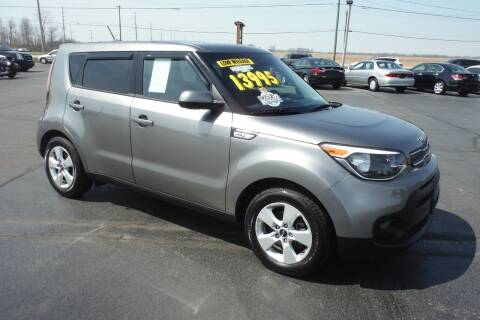 2018 Kia Soul for sale at Bryan Auto Depot in Bryan OH