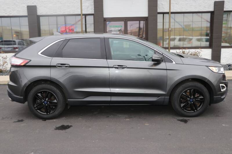 2016 Ford Edge for sale at Ultimate Auto Deals DBA Hernandez Auto Connection in Fort Wayne IN