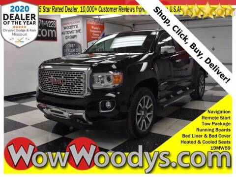 2019 GMC Canyon for sale at WOODY'S AUTOMOTIVE GROUP in Chillicothe MO