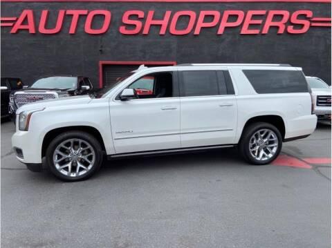 2018 GMC Yukon XL for sale at AUTO SHOPPERS LLC in Yakima WA
