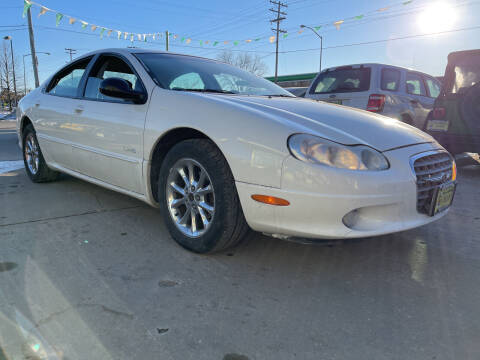 1999 Chrysler LHS for sale at Super Trooper Motors in Madison WI