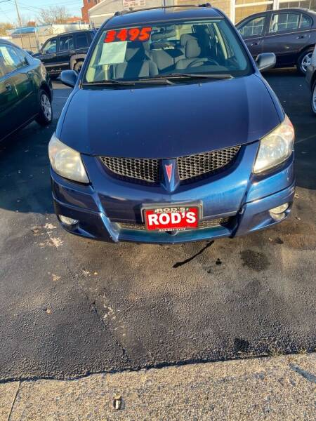 2004 Pontiac Vibe for sale at Rod's Automotive in Cincinnati OH