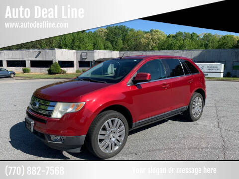 2009 Ford Edge for sale at Auto Deal Line in Alpharetta GA