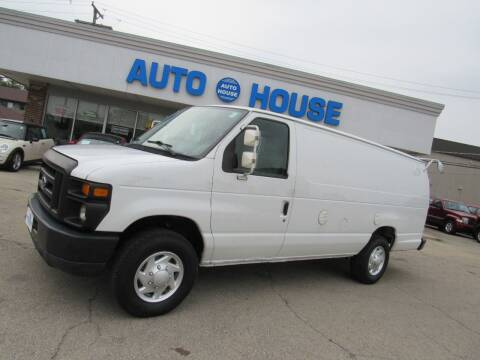 2011 Ford E-Series Cargo for sale at Auto House Motors in Downers Grove IL