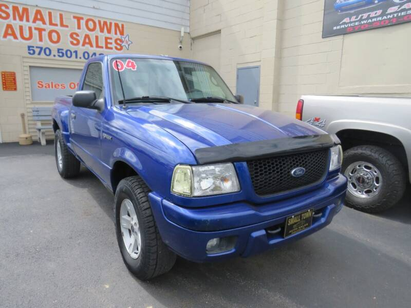 2004 Ford Ranger for sale at Small Town Auto Sales in Hazleton PA
