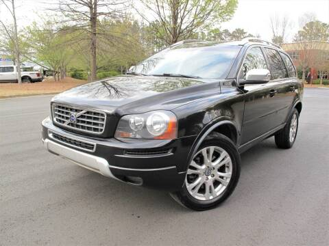 2013 Volvo XC90 for sale at Top Rider Motorsports in Marietta GA