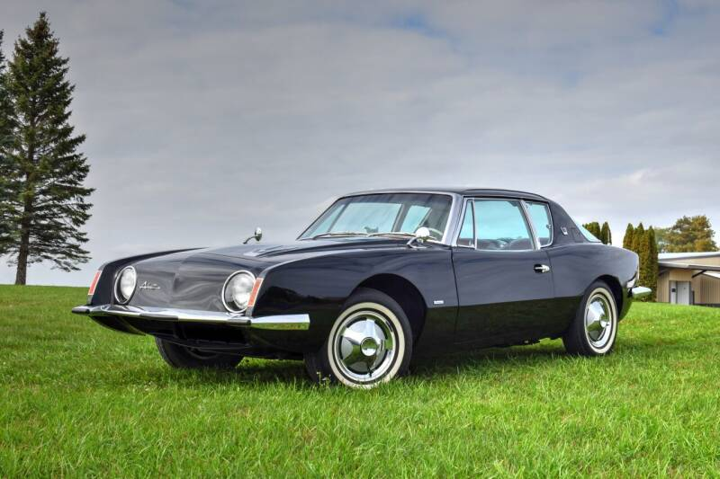 1963 Studebaker Avanti for sale at Hooked On Classics in Watertown MN