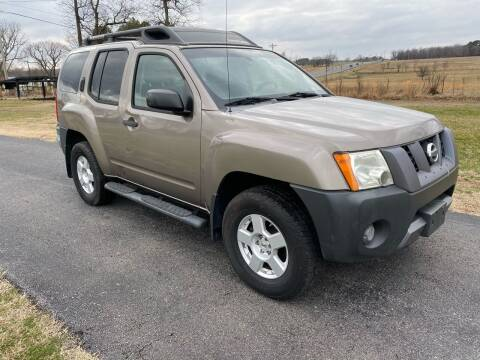 2007 Nissan Xterra for sale at Champion Motorcars in Springdale AR