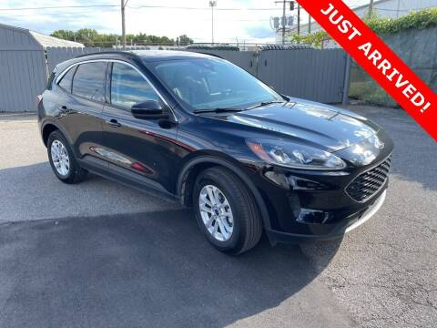 2020 Ford Escape for sale at MATTHEWS HARGREAVES CHEVROLET in Royal Oak MI