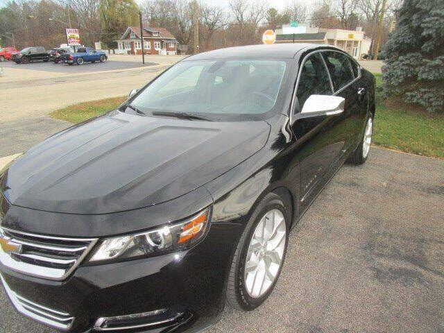2020 Chevrolet Impala for sale at VALERI AUTOMOTIVE in Winthrop Harbor IL