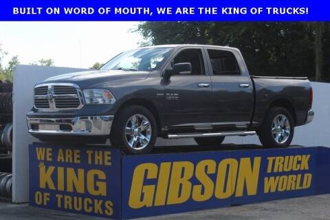 2015 RAM Ram Pickup 1500 for sale at Gibson Truck World in Sanford FL