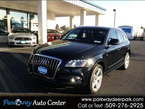 2011 Audi Q5 for sale at PARKWAY AUTO CENTER AND RV in Deer Park WA
