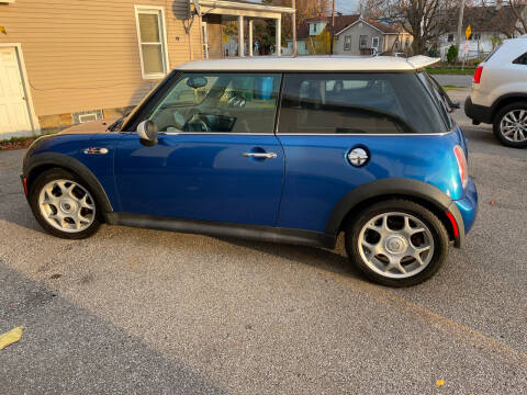 2006 MINI Cooper for sale at Mike's Auto Sales in Rochester NY