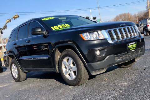2011 Jeep Grand Cherokee for sale at Island Auto in Grand Island NE
