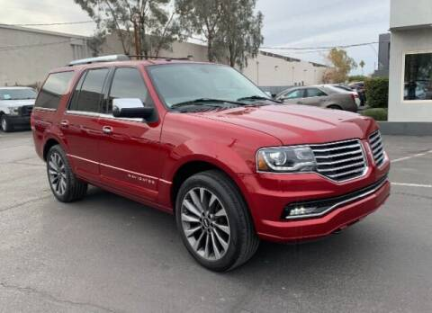 2016 Lincoln Navigator for sale at Brown & Brown Wholesale in Mesa AZ