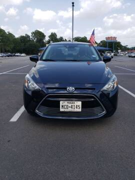 2017 Toyota Yaris iA for sale at SBC Auto Sales in Houston TX