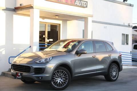 2017 Porsche Cayenne for sale at Fastrack Auto Inc in Rosemead CA