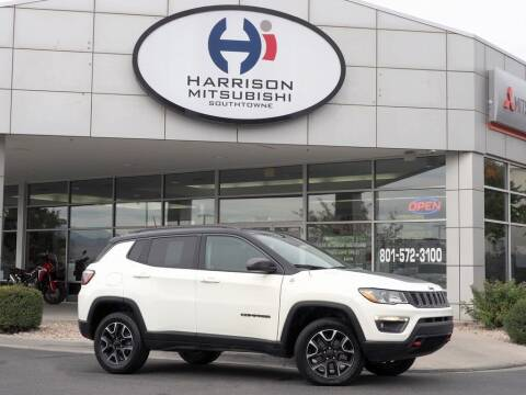 2019 Jeep Compass for sale at Harrison Imports in Sandy UT