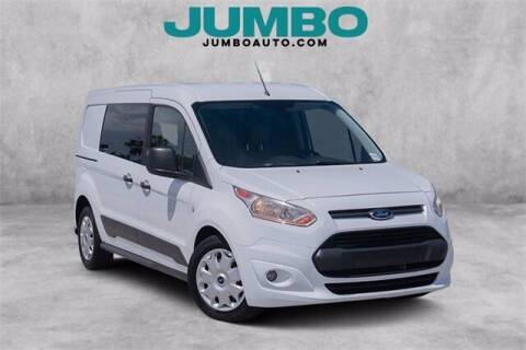 2018 Ford Transit Connect Cargo for sale at Jumbo Auto & Truck Plaza in Hollywood FL